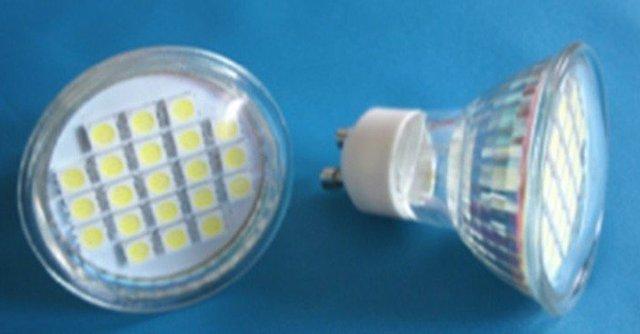 GU10 SMD LED spotlight,21pcs 5050 SMD LED,3W