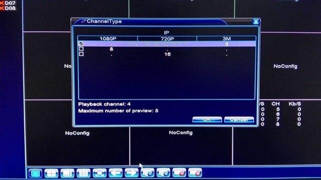 Techage 48V 8CH 1080P POE NVR DVR CCTV System Kit XMEYE P2P ONVIF Network Video Recorder Full HD 2.0MP 3.0MP for POE IP Camera