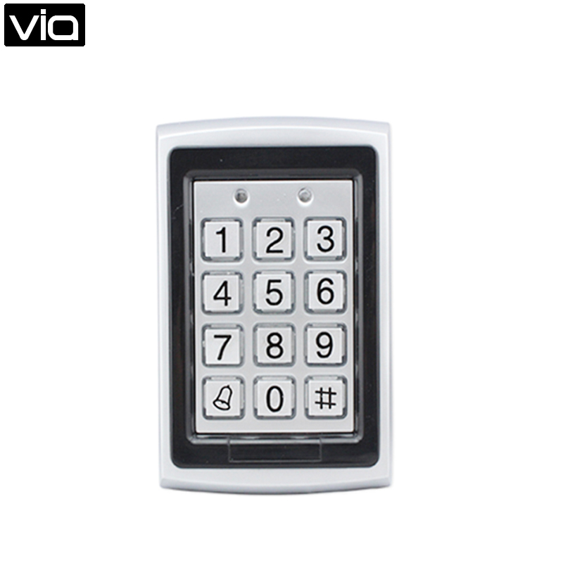 KDL Hot sale metal door access control system with high quality hot sale extra door