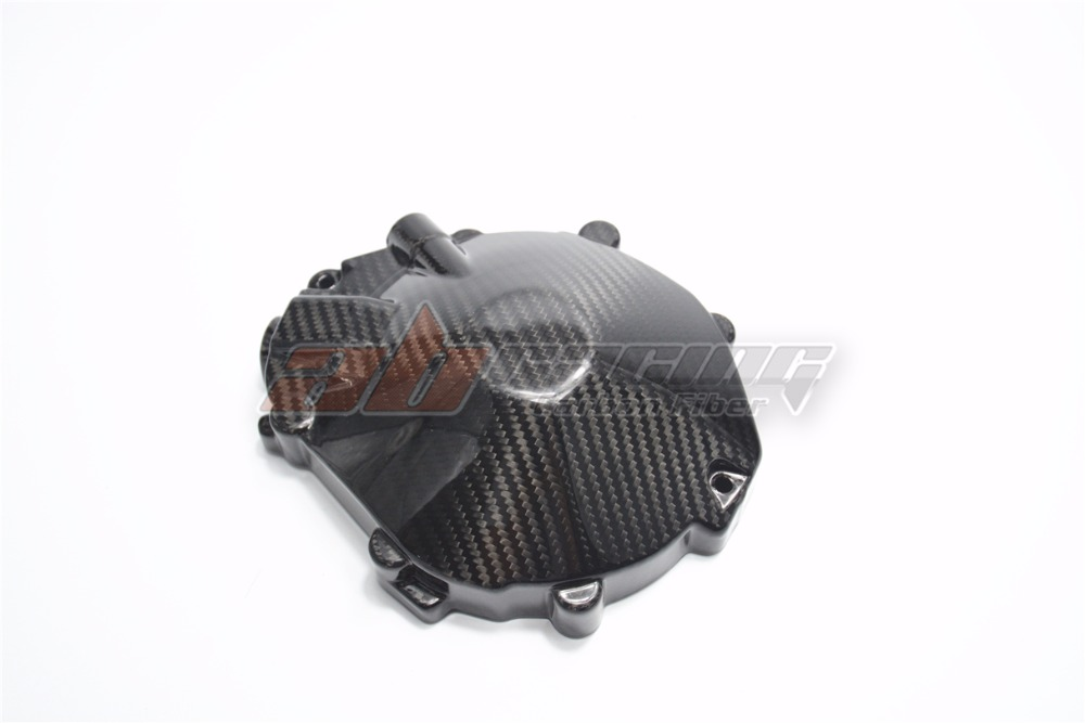 Engine Alternator Cover For Suzuki GSXR 1000 2009-2016 Full Carbon Fiber 100% Twill new alternator generators 5318120 c5318120 for isf3 8 engine