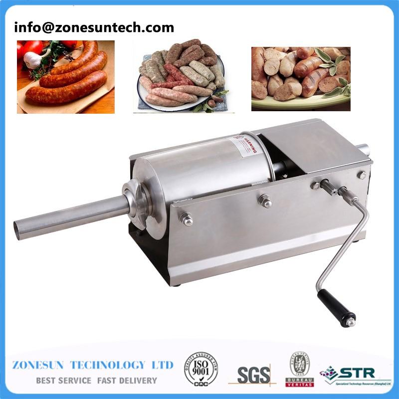SF3-H-Horizontal-Type-Manual-Sausage-Stuffer-stainless-steel-sausage-stuffer-meat-filler-sausage-making-machine