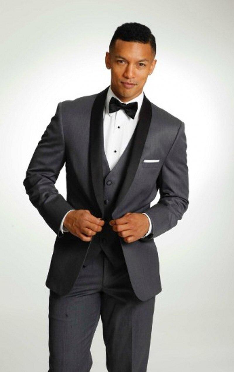 Online Get Cheap Cheap Grey Suits Aliexpress