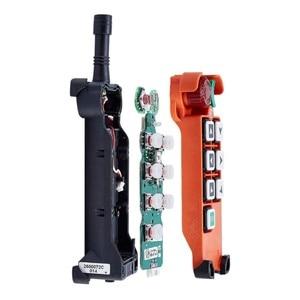 Image 4 - Fernwirk F21 E2 industrielle radio fernbedienung AC/DC universal wireless control für kran 1 sender und 1 empfänger