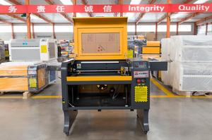 Image 3 - משלוח חינם 50w 4060 co2 לייזר חריטת מכונת, 220 v/100 v לייזר מכונת חיתוך CNC, תצורה גבוהה לייזר חרט
