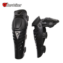 HEROBIKER Motocross Off-Road Racing Knee Protector Guard Extreme Sports Protective Gear Accessories Motorcycle Riding Knee Pads
