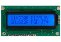 Winstar WH1602A Is A 16x2 Character Dot Matrix LCD Display Module Screen Bule Backlight New And