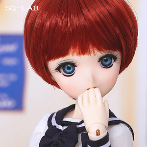 Image 3 - SQ מעבדה _ מו Chibi 31cm 1/6 BJD SD שרף דגם תינוק בנות בני בובות משלוח עיניים באיכות גבוהה יום הולדת מתנות חנות Fullset OUENEIFS