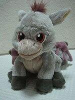 Cartoon Movie Fly Dragon Plush Toys 30cm PP Cotton Shrek Plush Flying Dinosaur Plush
