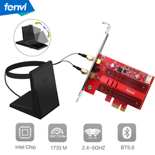 Fenvi New 802.11ac 867Mbps Wireless-AC 8260 PCI Express PCi-e Desktop WiFi Adapter+Bluetooth 4.2 for Intel 8260NGW AC Wlan Card