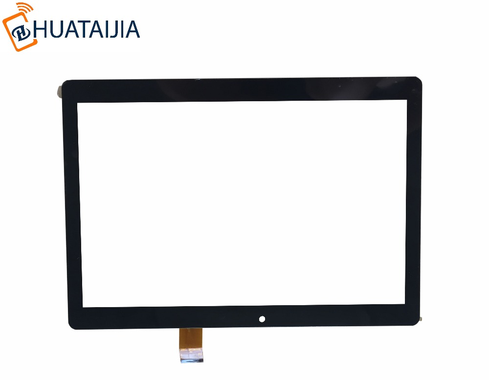 New touch screen panel Digitizer Glass Sensor replacement For 10.1 DIGMA OPTIMA 1104S 3G TS1087MG Tablet Free Ship tempered glass protector new touch screen panel digitizer for 7 irbis tz709 3g tablet glass sensor replacement free ship