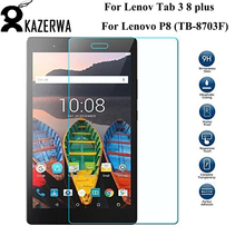 "Tab three eight""Tempered Glass Display Protector for Lenovo Tab three eight Plus TB-8703 TB-8703F TB-8703N TAB3 eight Plus Pill Display Protector"