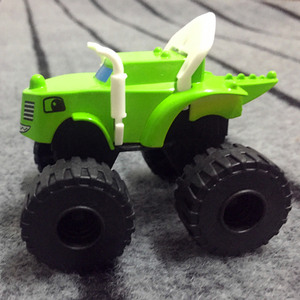 Image 5 - Juego de 6 unidades de camiones y camionetas milagrosos rusos para niños, juguetes Blazed Machines, juguetes para niños, regalos de cumpleaños