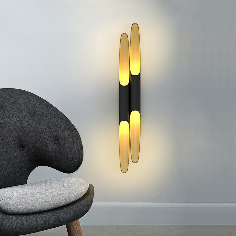 Led G9 Nordic Postmodern Aluminum Designer LED Wall Lamp
