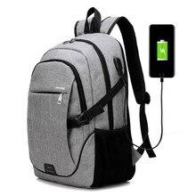 USB унисекс Дизайн Рюкзак Книга Сумки рюкзак для школы Повседневное рюкзак Оксфорд холст ноутбук модная мужская Рюкзаки
