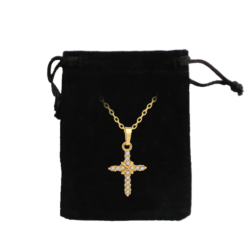 New Fashion Women Cross Necklace