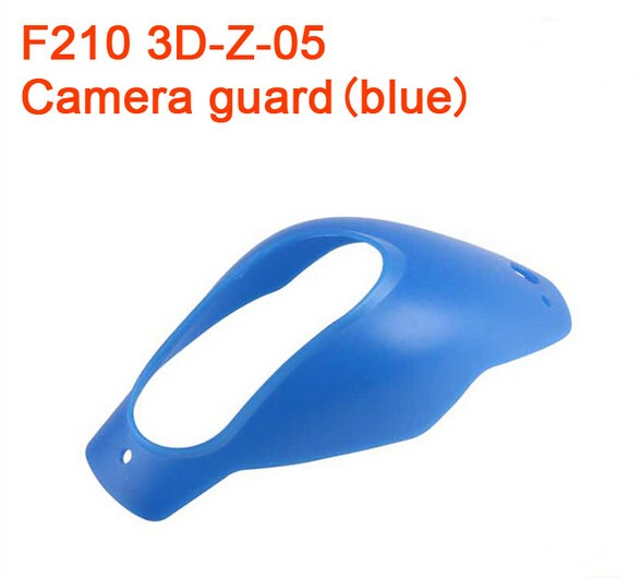 F18860 Walkera F210 3D Edition Racing Drone F210 3D-Z-05 Camera Guard in Blue Spare Part