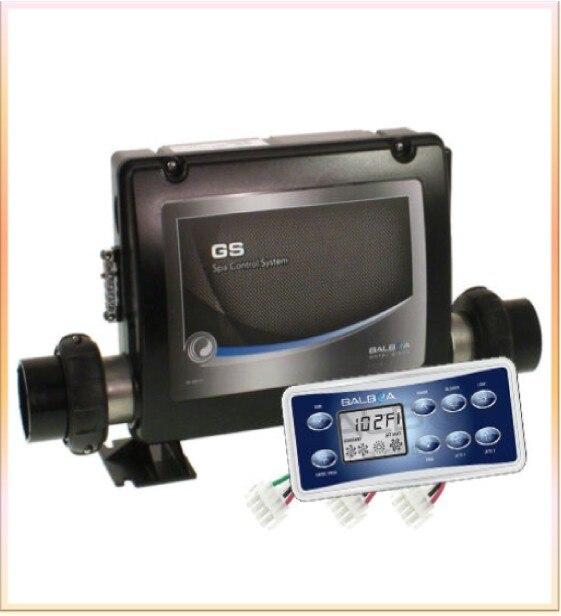 Meilleur prix Spa conroller Balboa GS523DZ boîte de contrôle avec VL801D panneau supérieur