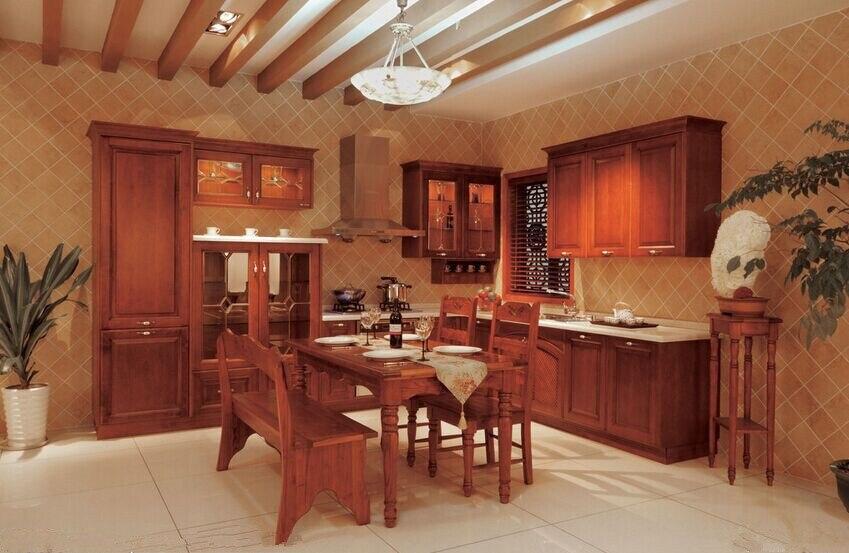De Diseño Cocina Granito Isla