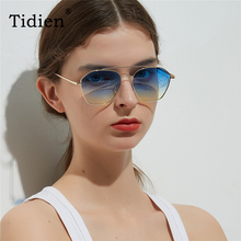 Classic Square Vintage Sunglasses Women Tidien Retro Flexible Driving Fishing Metal Sun Glasses A18920