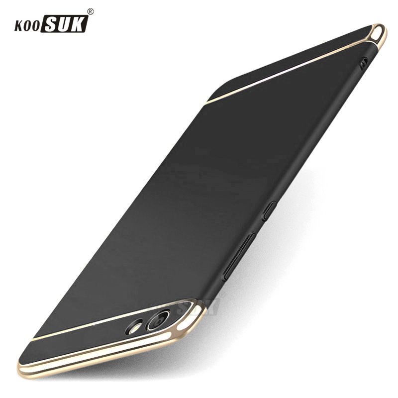 VIVO Y83 Case Luxury 3 in 1 Phone  Y 83 Cover 3 in 1 Full Protection Shell Plating Anti-knock Cases For VIVOY83 Coque 6.22
