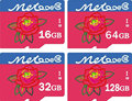 Metoo@ Ultra Micro original TF SD Card 64GB 16GB 32GB 128GB Class10 300x UHS-1 4GB 8GB Class 4 Flash Memory Card for table phone