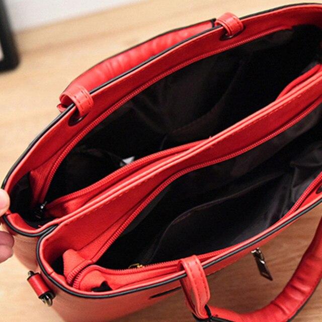 AiiaBestproducts Medium zipper Ladies handbag 5