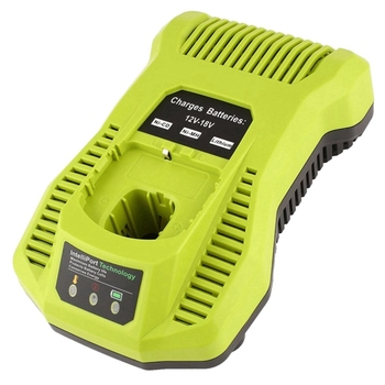 Ryobi 12V Batterie | 12 V-18 V Ladegerät Ersatz Für Ryobi P117 Akku Pack Power Werkzeug Batterie Intelliport Technologie (Uns Stecker)