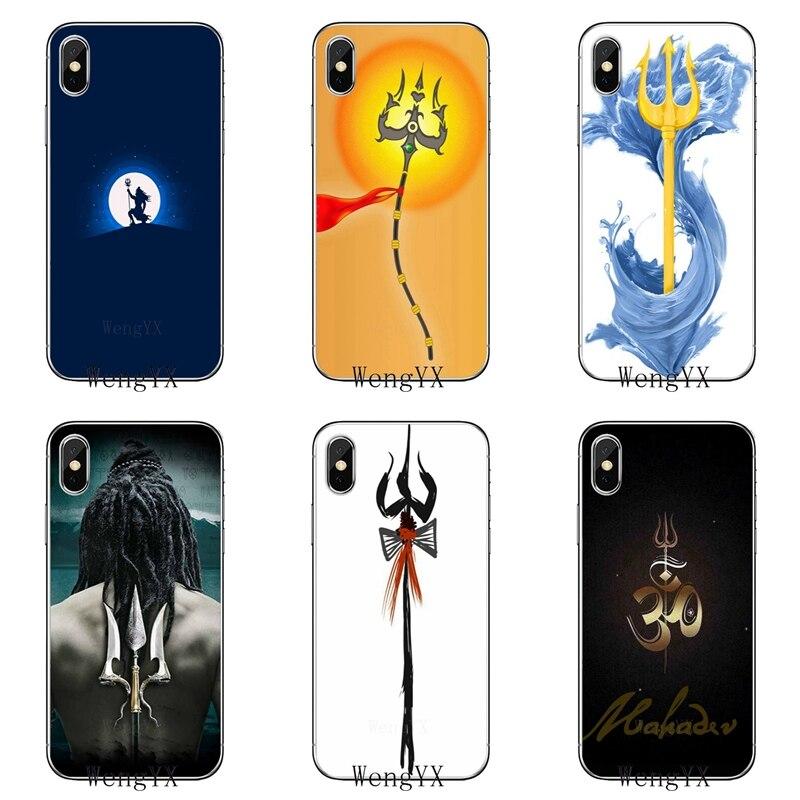 shiva lord Hindu God slim silicone TPU Soft phone cover case For Xiaomi Redmi 3 3s 4 4A 4x 5 plus pro Note 3 4 5 5A