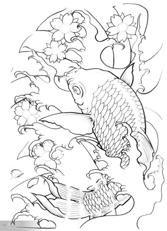 pdf format tattoo book 82 pages hannya carp skull dragon rose hawk tattoo designs book tattoo flash book free shipping in tattoo accesories from beauty - Tattoo Coloring Book Pdf