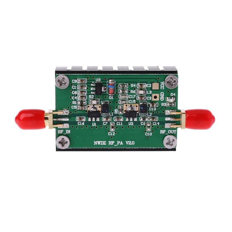 AMPLIFICADOR DE POTENCIA DE 2 MHz-700 MHZ RF amplificación de potencia de banda ancha RF para HF VHF UHF FM transmisor Radio