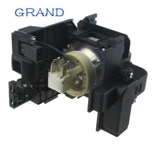 ET-LAE200 lampe Compatible avec boîtier pour PANASONIC PT-EZ570/EZ570L, PT-EW630/EW630L, PT-EX600/EX600L projecteurs HAPPY BATE