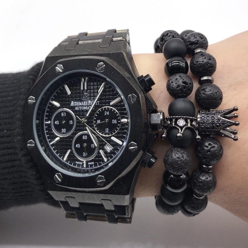 Un style affirmé et tendance avec les bracelets shamballa pour homme