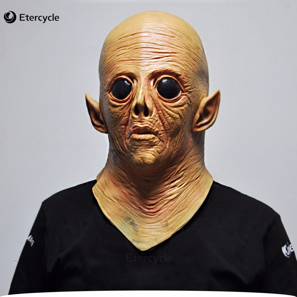 Online Buy Wholesale halloween alien mask from China halloween ...