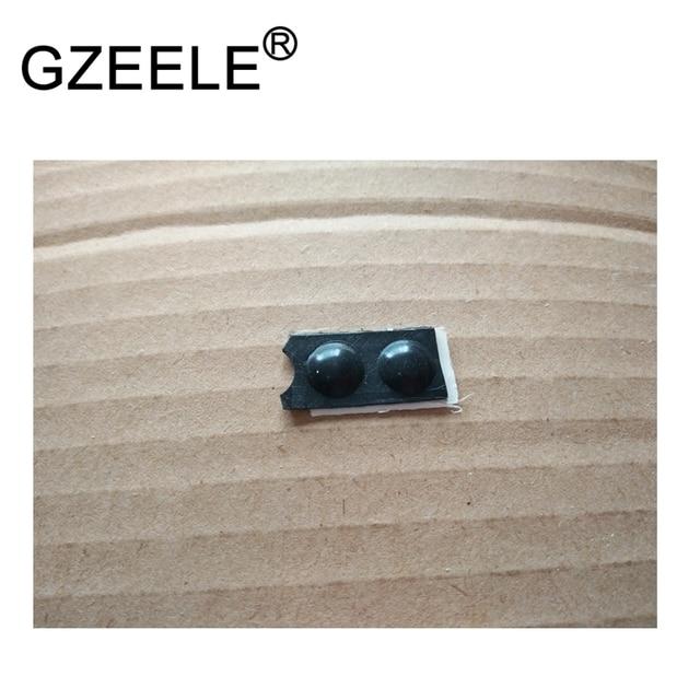 GZEELE 2pcs/set for Lenovo Tablet X220T X230T Palmrest Rubber Feet Keyboard Bezel Rubber Foot