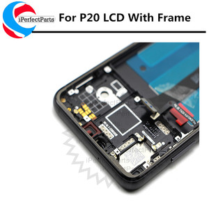Image 5 - For Huawei P20 LCD Display +Touch Screen Digitizer Assembly Replacement for Huawei EML L09 EML L22 EML L29 EML AL00 LCD Screen