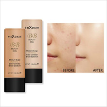 MIXDAIR Лица Увлажняющая Основа для макияжа База под макияж BB крем маскирующий крем натуральный праймер для лица полное покрытие