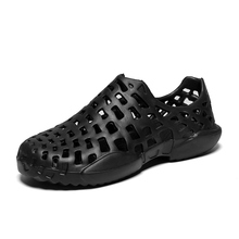 vkergb Breathable Water Quick-dry  Shoes Outdoor Wading Mesh Sandals Flat Wade Beach men Couple