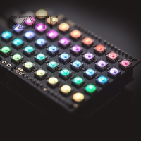 40 RGB LED WS2812 Pixel Matrix Shield FZ1596