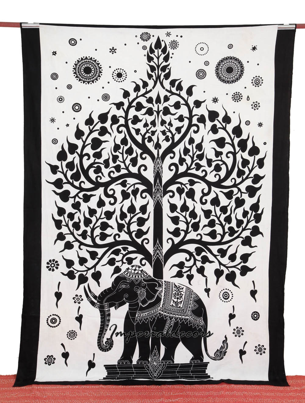 Tree Of Life Tapestry Twin Bed