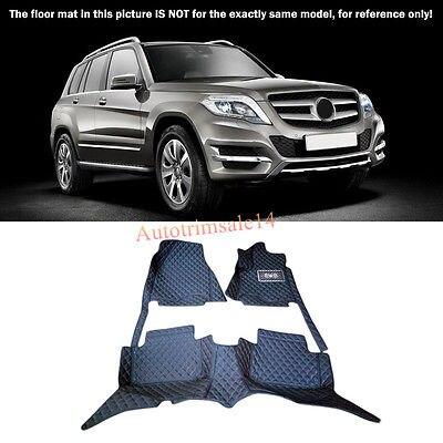 Tapis de sol et tapis protège-pieds pour Mercedes Benz GLK X204 08-15