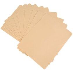 Постоянный макияж бровей Губы 20x15 см Бланк Skin Практика татуировки лист для иглы машина Supply Kit 10 шт.