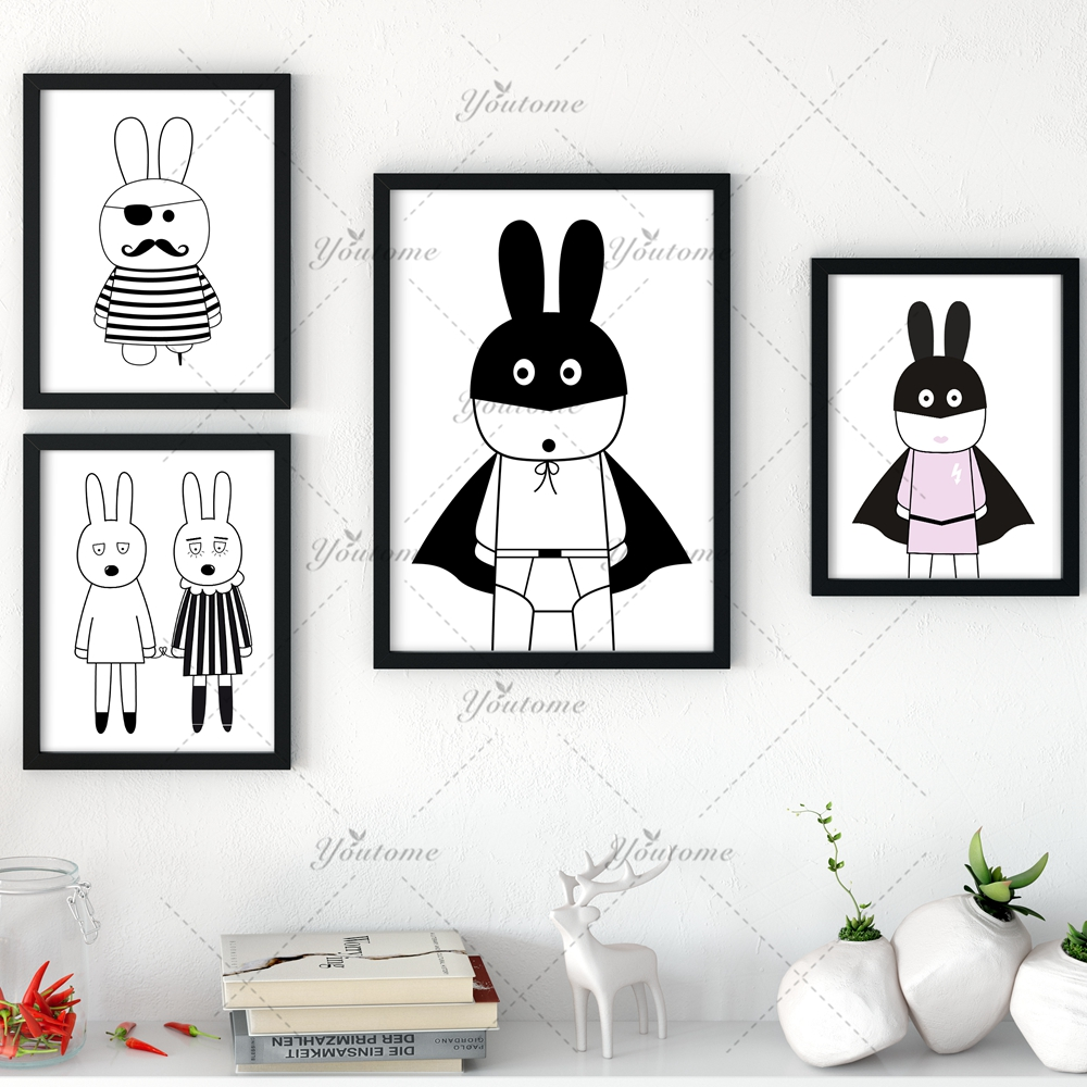 Low Price New decorative pictures poster art for kids room baby ...