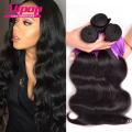 8A Peruvian Virgin Hair Body Wave 3pcs lot Unprocessed Peruvian Body Wave Virgin Peruvian Hair Bundles Remy Human Hair Bundles