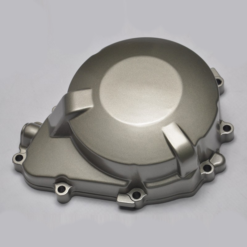 Motorcycle Parts Left Side Engine Stator Cover Crankcase For Honda CB900 Hornet 900 2002-2007 CB919F CB 919F 02 03 04 05 06 07 aftermarket free shipping motorcycle parts engine stator cover for honda cbr1000rr 2004 2005 2006 2007 left side chrome