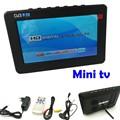 Explosive New,7 inch 16:9 TFT DVBT2/DVBT Digital & Analog Mini led Portable Car TV all in 1 Support USB Record TV Program