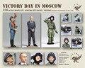 Смола комплекты 1/35 победы в москве включают 3 солдат неокрашенная комплект смола модель бесплатная доставка