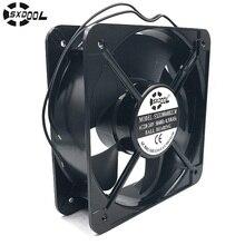 SXDOOL SXD20060B2LM 20 см 200*200*60 мм 20060 220 В AC двойной шарикоподшипник осевой промышленный вентилятор охлаждения