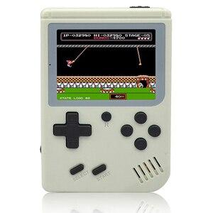 Image 3 - 레트로 휴대용 핸드 헬드 비디오 게임 플레이어 168 1 핸드 헬드 콘솔 8 비트 3.0 인치 쿨 게임 보이 콘솔 컬러 lcd 키즈 게임 패드