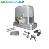 Electric gate motor with remote control and alarm system 1800KG