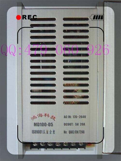 все цены на [ZOB] - 100W MD100-05 5V20A switching power supply  --3PCS/LOT онлайн